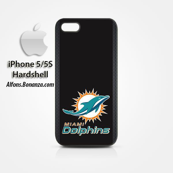 Miami Dolphins iPhone 5 5s Hardshell Case