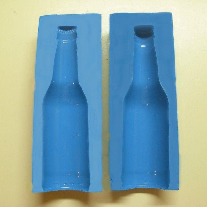 Bottle Molds Cakes
