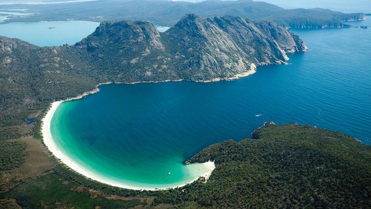 Resultado de imagen de isla de Tasmania