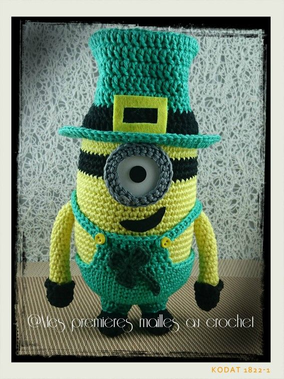 Minion St Patrick's day