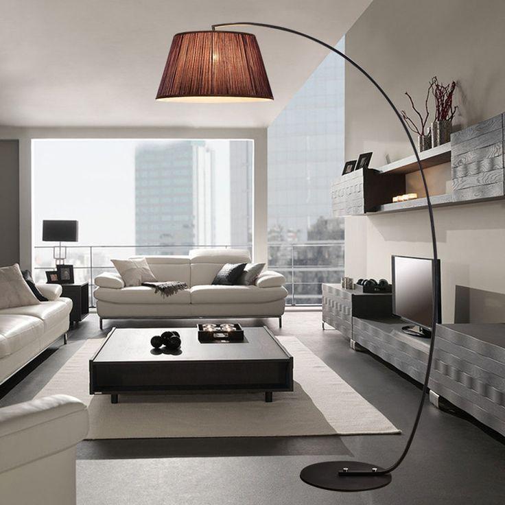 Высокое качество торшер 110 В-220 В E27 LED моды Торшеры современный пол освещения мраморный ножной переключатель современные ночники