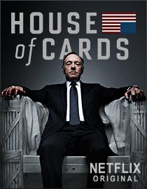 Survey Says: 10% Of Netflix Subscribers Have Streamed House Of Cards, Watching 6 Episodes On Average