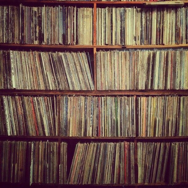 Recycled Records in San Francisco, CA