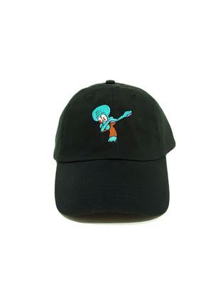 Dabbing Squidward Hat