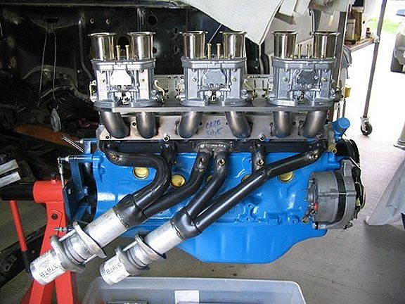 Pin by Steve Akins on Fuel | Performance engines, Truck engine
