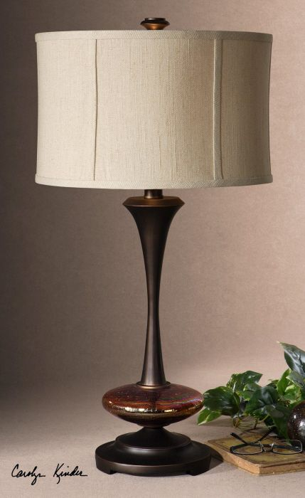 Lahela table lamp item 26426 1 uttermost