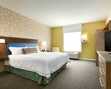 Home2 Suites by Hilton Saratoga Malta Hotel, NY - King Bed | NY 12020