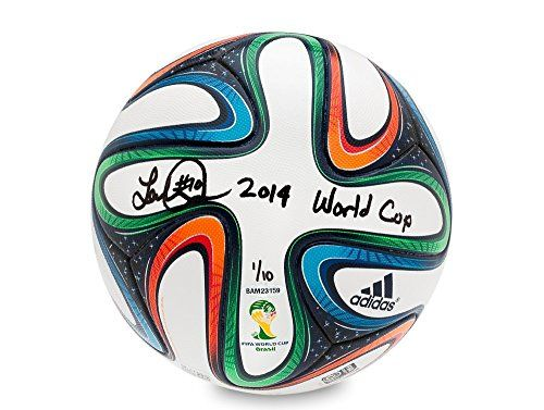"Landon Donovan Signed Autographed Soccer Ball Inscribed ""2014 World Cup"" /10 UDA >>> To view further for this item, visit the image link."