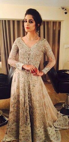 Maya Ali in Teena by Hina Butt                                                                                                                                                     More
