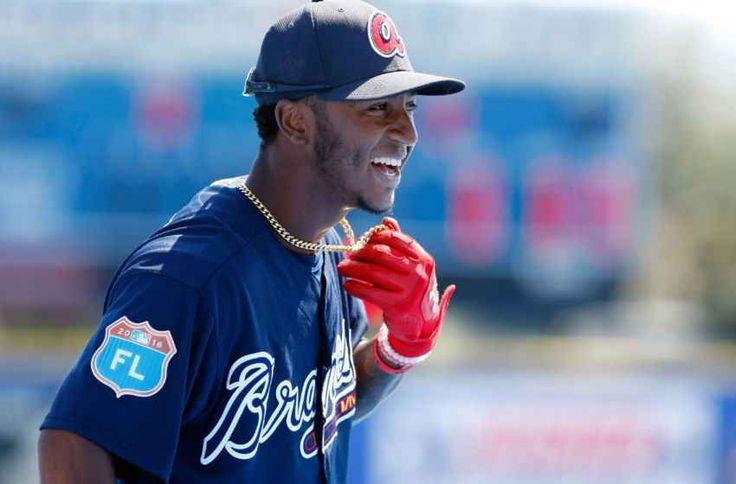 MLB - L'ottimo impatto di Brandon Phillips sui Braves Già in evidenza nelle prime uscite dello Spring Training, Phillips, 35enne seconda base, stando alle qualità mostrate e all'infortunio subito da Sean Rodriguez in un incidente stradale, avrà il posto #mlb #braves #phillips