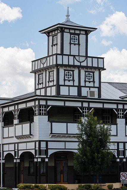 Victoria Hotel, Goondiwindi, Queensland, Australia