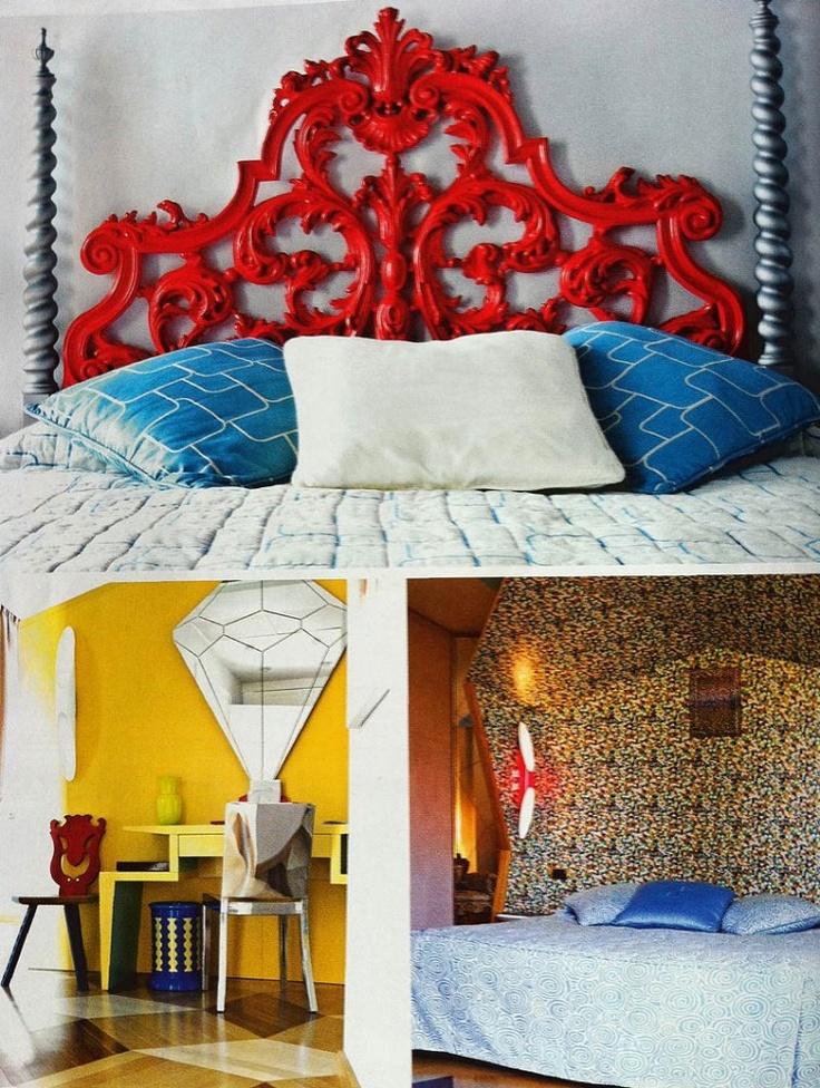 Byblos Art Hotel in Verona, Italy. Pinned by Gina Zappala