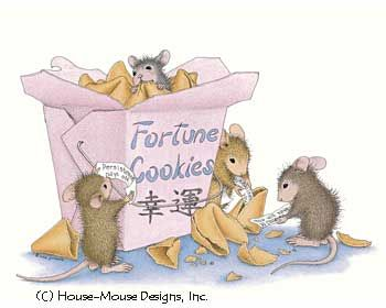 """""""Mudpie, Monica, Amanda and Muzzy"""" from House-Mouse Designs®"""