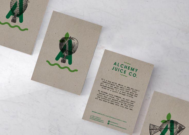 Alchemy Juice Co. — Revert