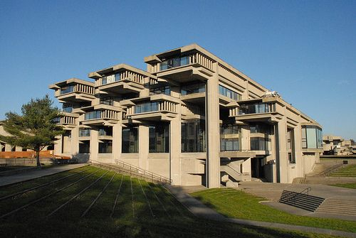 Umass dartmouth paul rudolph paul rudolph pinterest for Umass dartmouth architecture 666