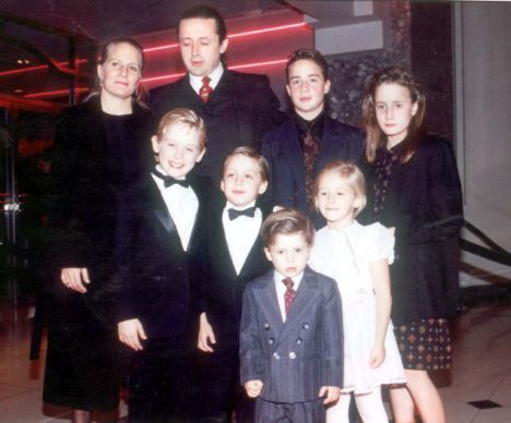 Culkin family - Tragic