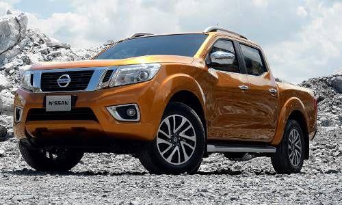 #Nissan #NP300Navara.  Premiado como el mejor pick up del año.