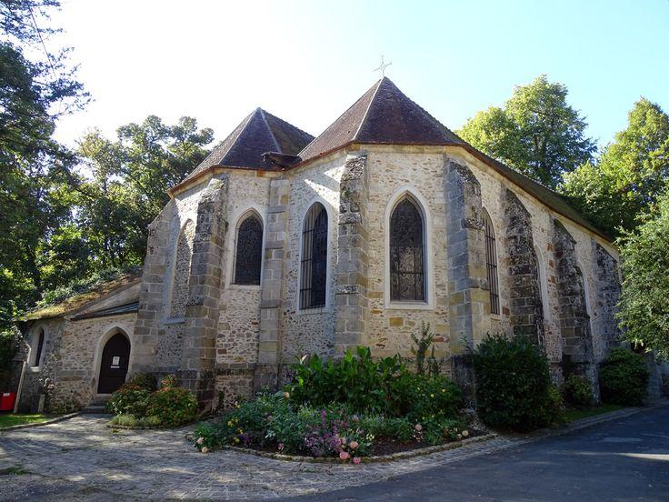 Eglise Vaux le Penil, Vaux le Penil