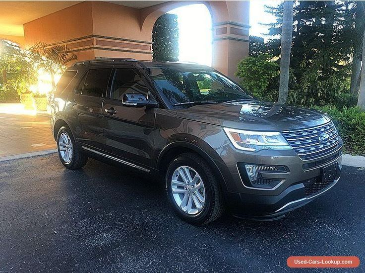 Awesome Ford 2017: 2016 Ford Explorer XLT Sport Utility 4-Door #ford #explorer #forsale #unitedstat... Car24 - World Bayers Check more at http://car24.top/2017/2017/04/02/ford-2017-2016-ford-explorer-xlt-sport-utility-4-door-ford-explorer-forsale-unitedstat-car24-world-bayers-2/