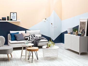 Okiełznać naturę   Salon - Tikkurila   Farby dekoracyjne   Inspiracje   Pomysły na malowanie