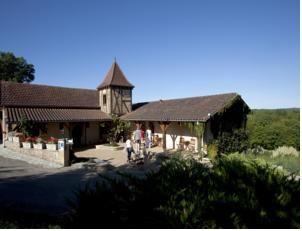 Domaine de la Rhonie, Meyrals, France