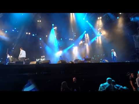 ▶ Fête nationale du quebec 2013 - Plaines d'Abraham - YouTube