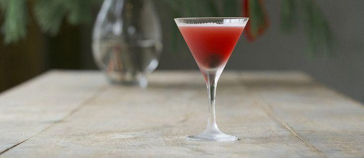 Blackberry Farm: Holiday Cocktail