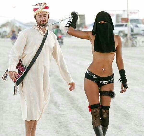 Muslim femdom