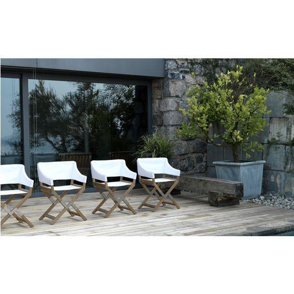Sedia Sundance Outdoor - design Paolo Golinelli - De Padova