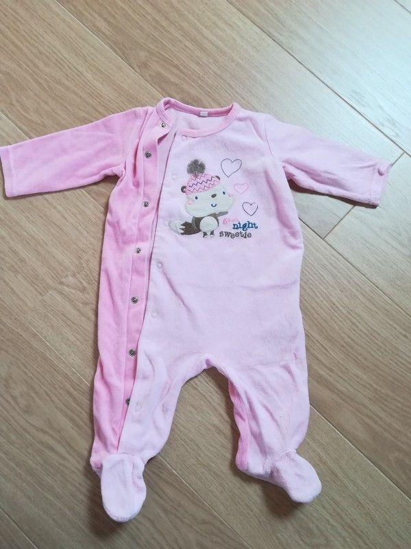 c6d9e5b3b03d4 Pyjama fille 6 mois