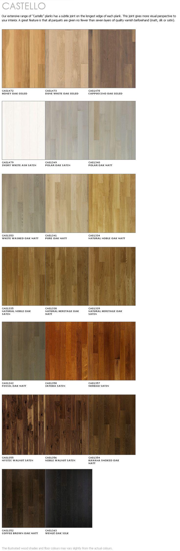 Castello Parquet Engineered Wood Flooring