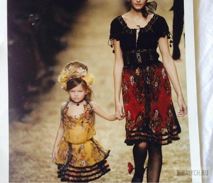 Тилан Блондо: самая красивая девочка в мире (30 фото) http://kleinburd.ru/news/tilan-blondo-samaya-krasivaya-devochka-v-mire-30-foto/  Маленькую французскую модель Тилан Блондо 5 лет назад назвали самой красивой девочкой в мире. Прошло время, девочка выросла и похорошела еще больше. Оказывается, в то время журналу Vogue пришлось сильно побороться за право сделать снимки этой малышки. Получить право использовать детей в качестве моделей — дело весьма серьезное. А Тилан еще с пеленок судилось…