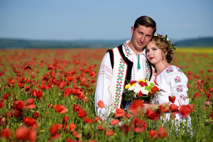 Mădălina-Elena și Iulian-Constantin. Nuntă în județul Neamț.
