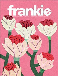 Frankie magazine - cover
