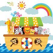 Noahs Ark 1st Birthday Party Supplies
