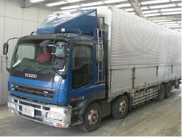 GIGA,Japanese Used Car Exporter | SAFFRAN INTERNATIONAL