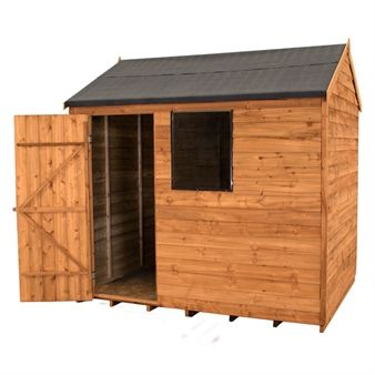 forest garden x overlap pressure treated reverse apex shed next day delivery forest garden x overlap pressure treated reverse apex shed - Garden Sheds Quick Delivery