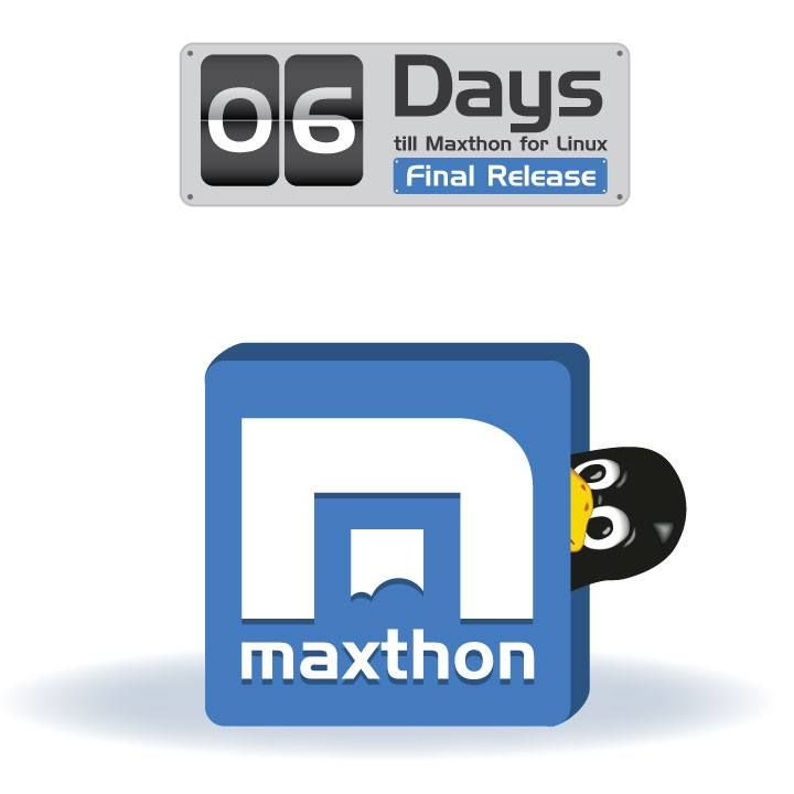 Maxthon for Linux