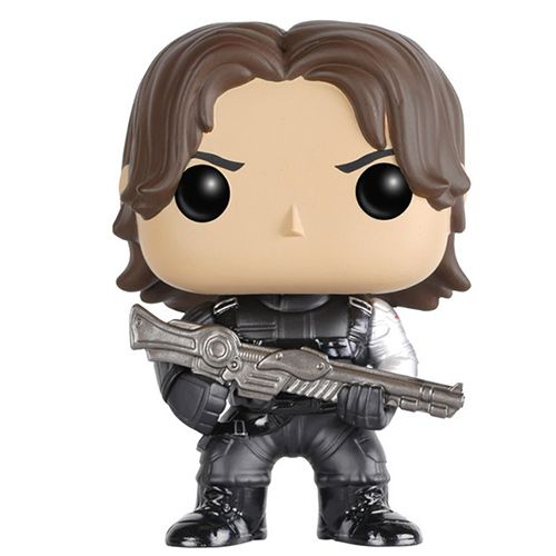 Figurine Winter Soldier (Captain America Civil War) - Figurine Funko Pop http://figurinepop.com/winter-soldier-captain-america-civil-war-funko