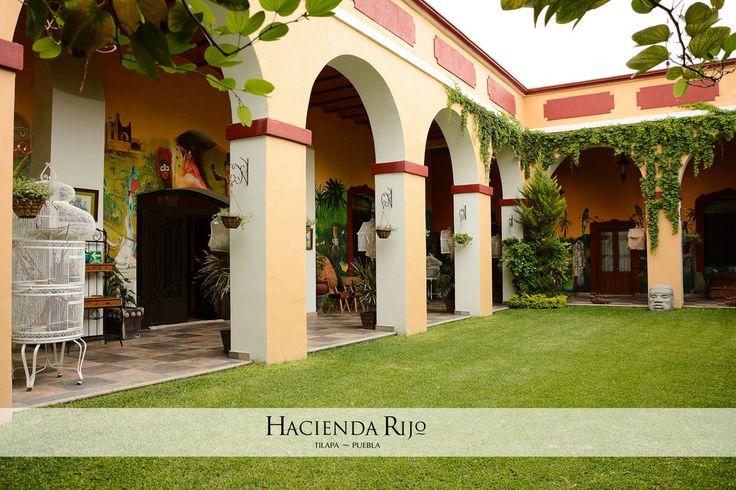 Hacienda Rijo.. Puebla,Mexico