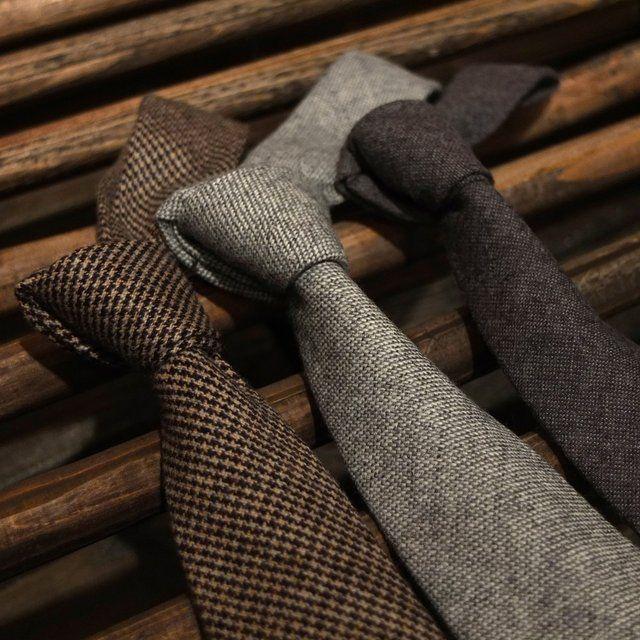 Wool Ties