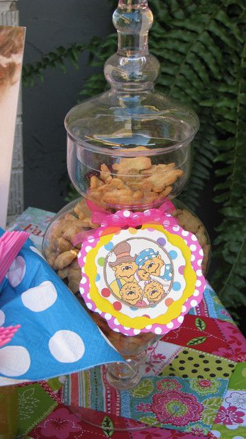 "Photo 3 of 14: Berenstain Bears / Birthday ""Grace's 5th birtday"" 