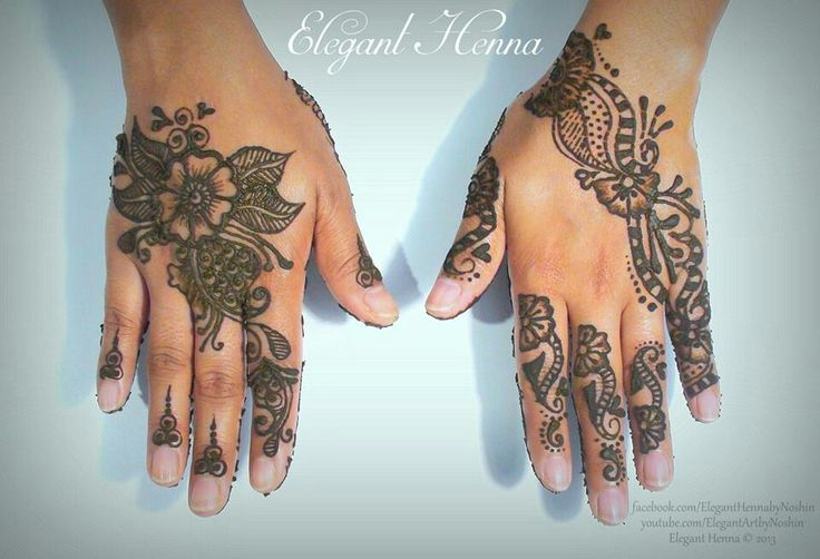 Elegant Henna Designs: 95 Best Images About Elegant Henna On Pinterest