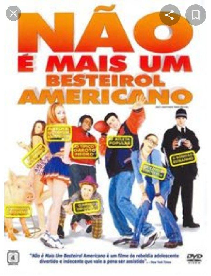 Nao E Mais Um Besteirol Americano 2001 Em 2020 Com Imagens