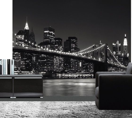 New York Wall Mural – $40