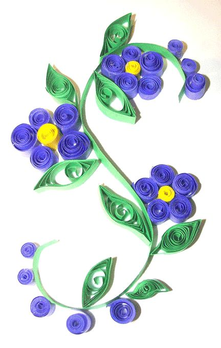 Idée de guirlande de fleurs