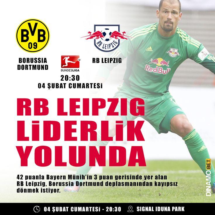 Bundesliga'nın sürpriz ekibinden ataklar devam ediyor. www.dinamobet14.com #dinamobet #dortmund #leipzig