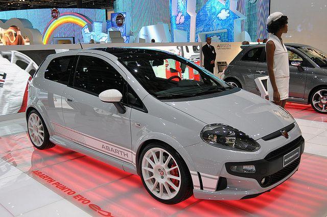 2011 Fiat Punto Evo | by Pirelli Tire North America