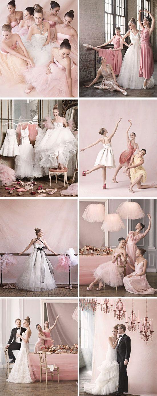 my two favorite things: weddings and dance. Beautiful!