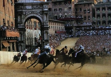 Palio di Siena 2013: the contrade who will compete on July 2